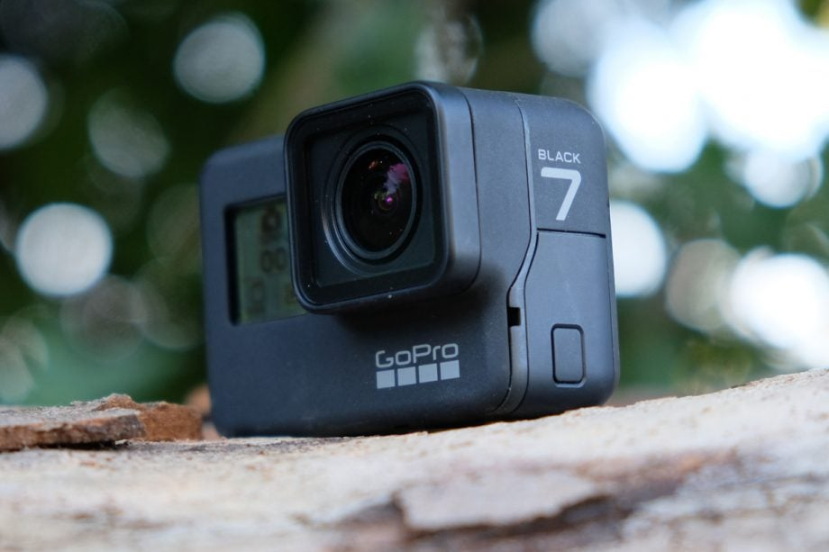 Swap your old GoPro for £100 off the Hero 7 Black with this Trade-Up deal