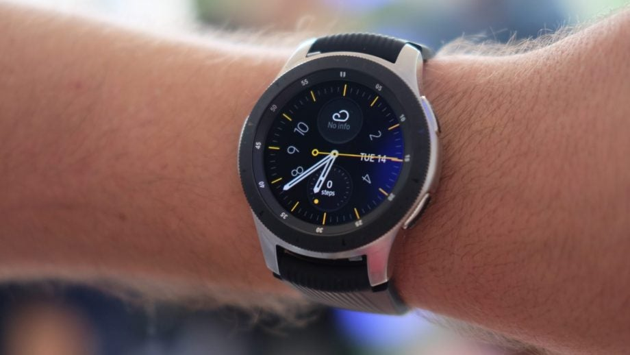 295a4207aad The new Samsung Galaxy Watch is now available to buy from the EE network