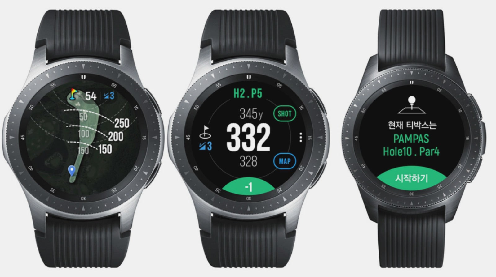 Samsung Galaxy Watch Golf Edition Is Here But Its A Double Bogey Mousepad 103d 215cm X 18cm For Europe And The Usa Trusted Reviews