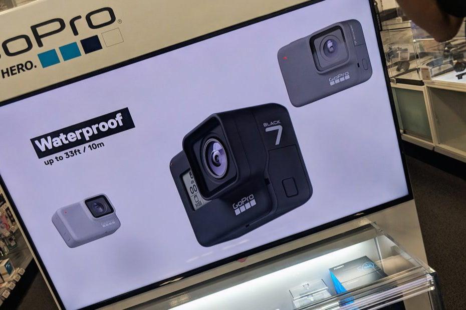 GoPro Hero7 rumour