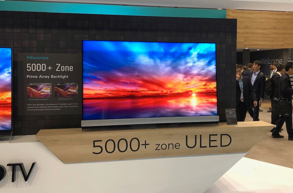 Hisense 75U9D ULED TV First Look Review | Trusted Reviews