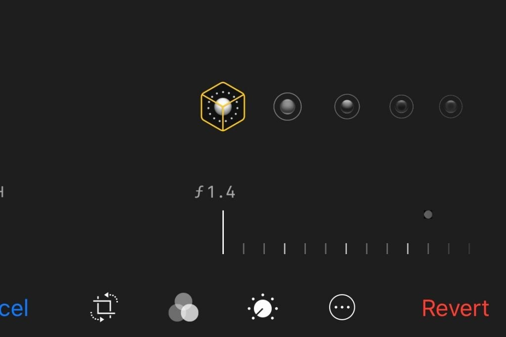 iPhone XS Max iOS 12 screenshot