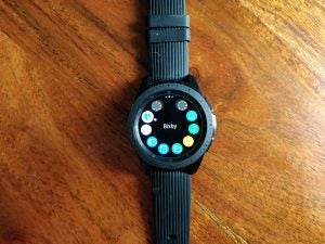 Samsung Galaxy Watch review: Gear S4 in disguise | Trusted Reviews