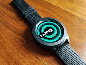 Samsung Galaxy Watch Review Gear S4 In Disguise Trusted Reviews
