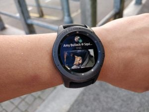 Samsung Galaxy Watch review: Gear S4 in disguise | Trusted