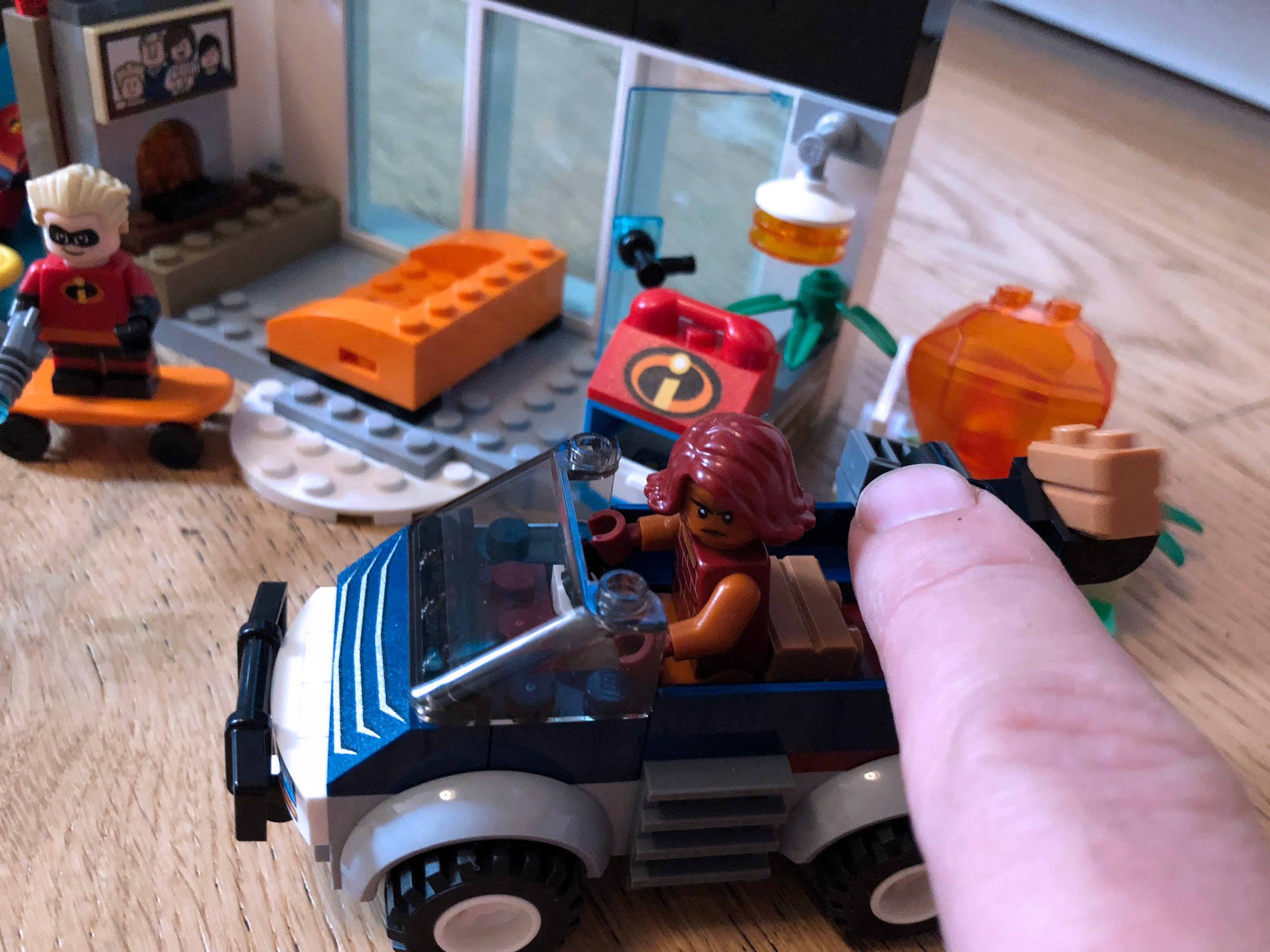 Lego The Incredibles 2 Juniors Review Trusted Reviews
