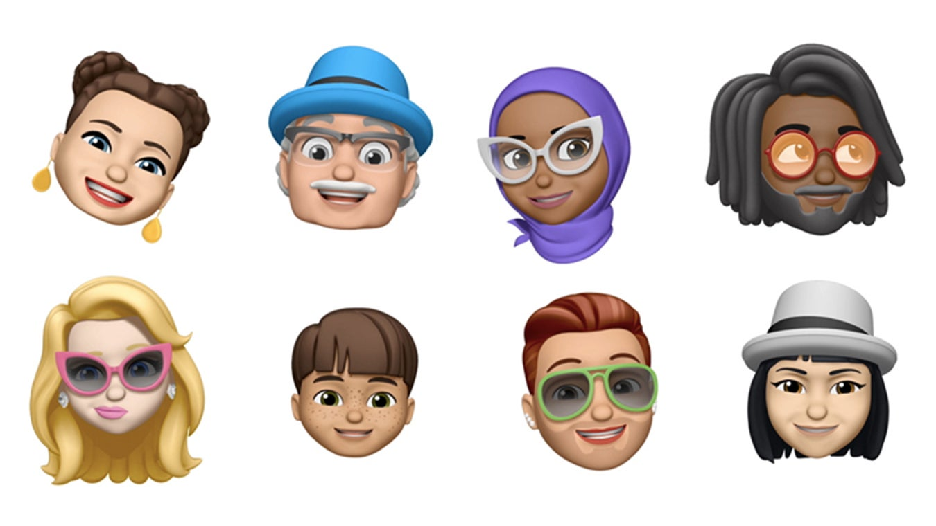 Apple's Animoji and Memoji are moving out into more apps