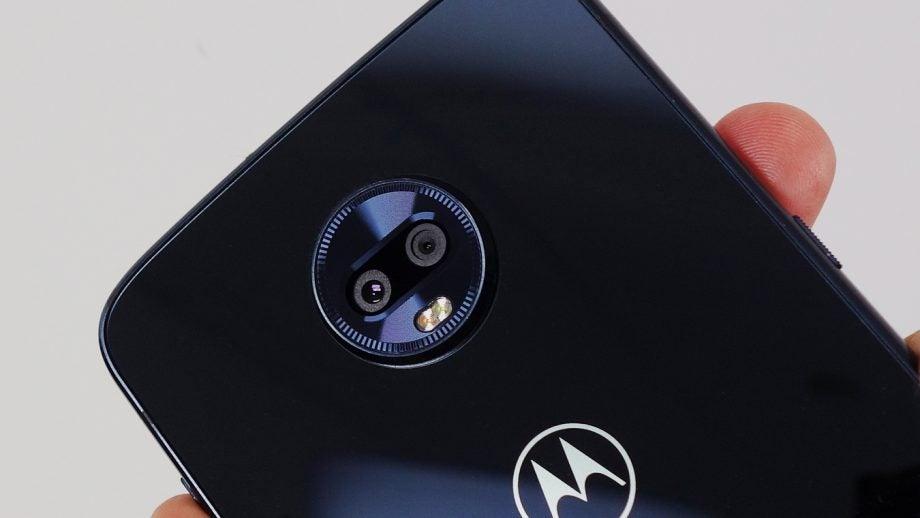 Moto Z3 Play camera handheld