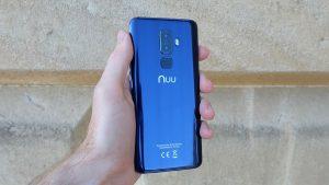 Nuu Mobile G3 - Back-hold