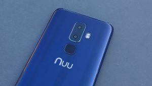 Nuu Mobile G3 - Camera