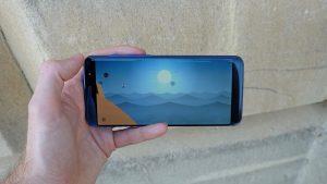 Nuu Mobile G3 - Gaming