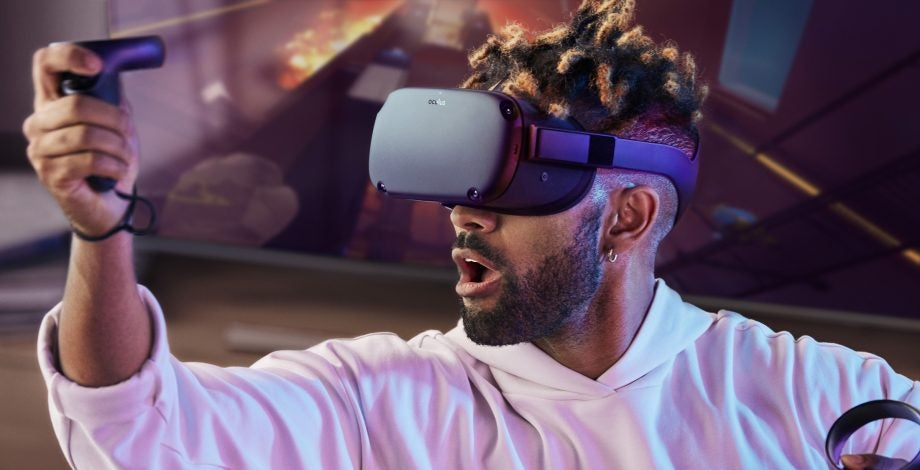 The Oculus Quest is about to get a much-needed update to its
