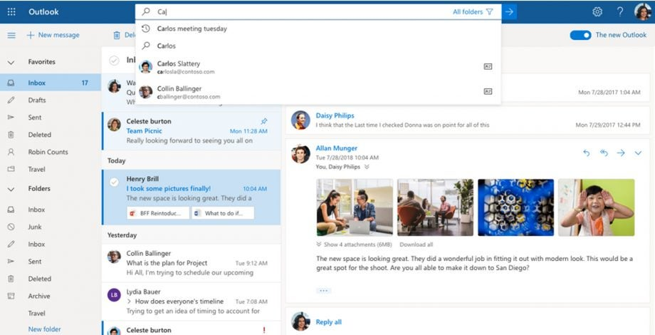 The smarter, faster Microsoft Outlook is rolling out – here's how to