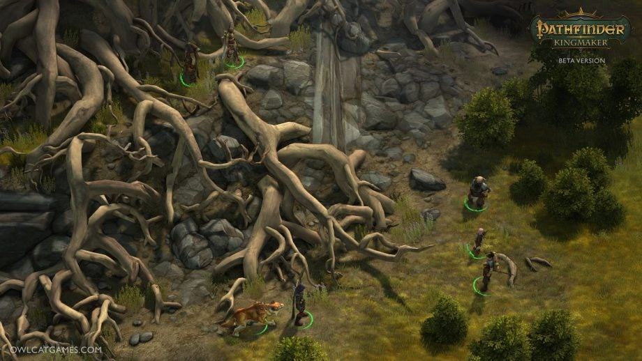 Pathfinder: Kingmaker Preview | Trusted Reviews