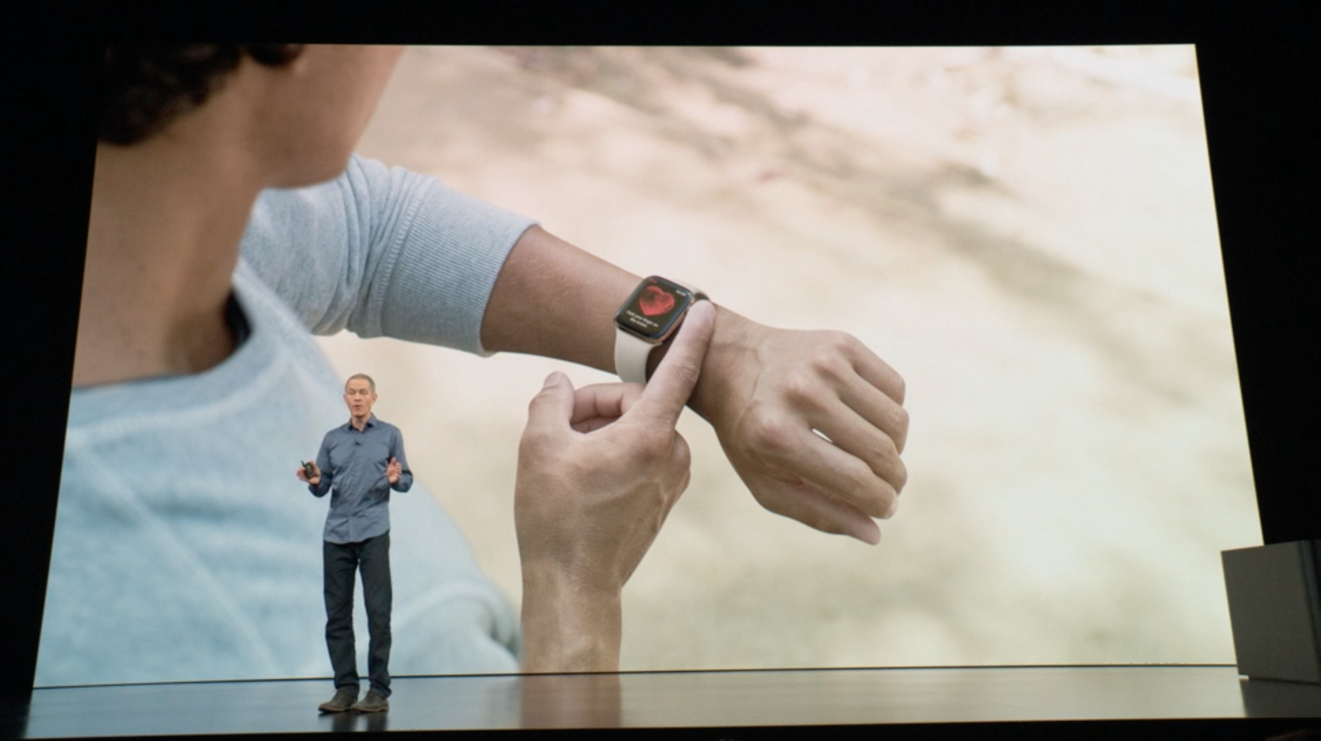 Apple Watch Series 4s Most Important Feature Could Take Years To Samsung Galaxy Tab S4 Black Bundling 42mm Reach Uk Trusted Reviews