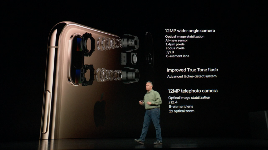 Apple iPhone XS, iPhone XS Max specifications