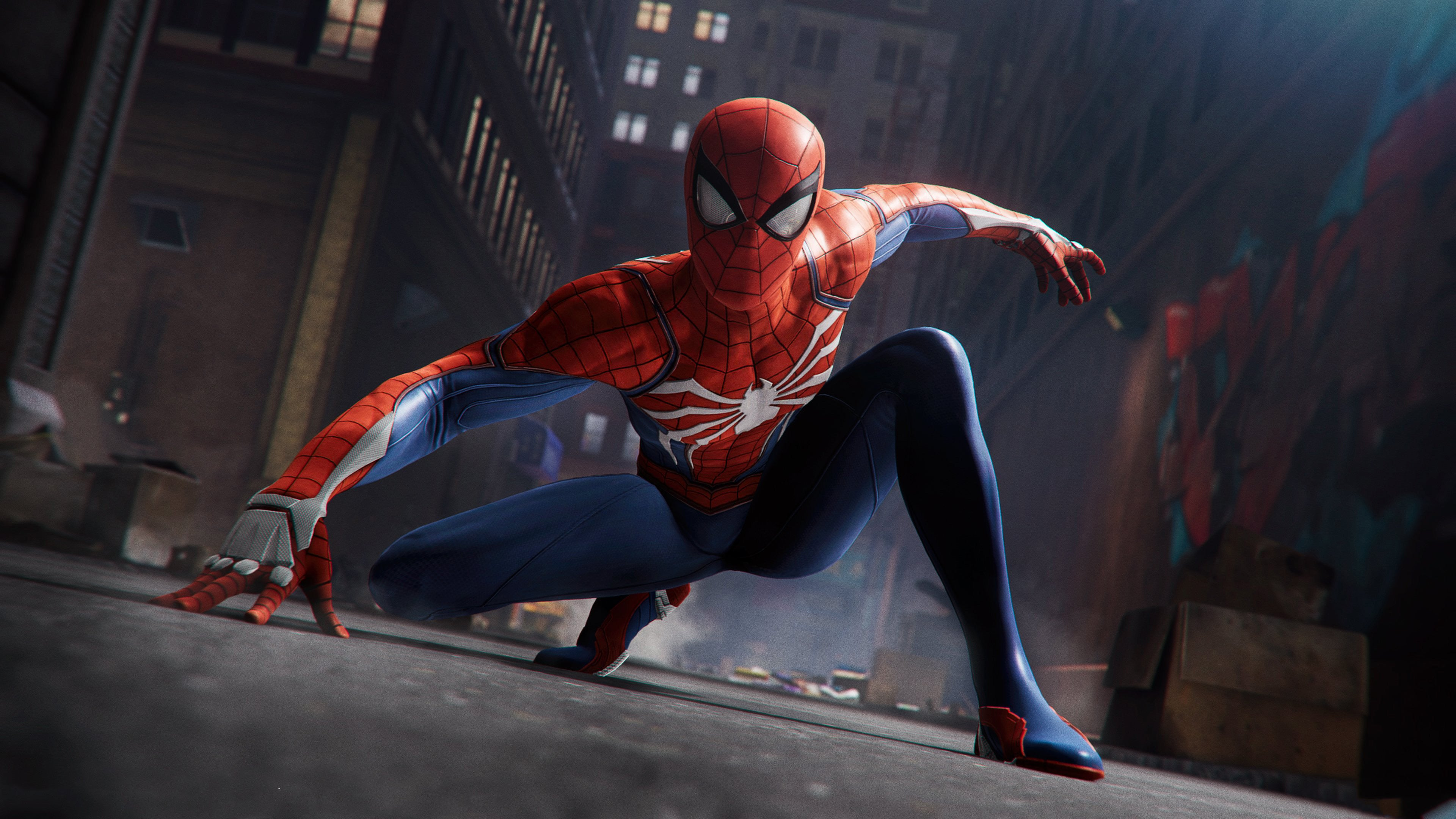 Marvel S Spider Man Is A Great Open World Game For 2012