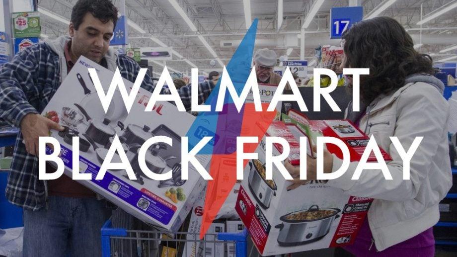 Walmart Black Friday deals see big savings on PS4, PSVR