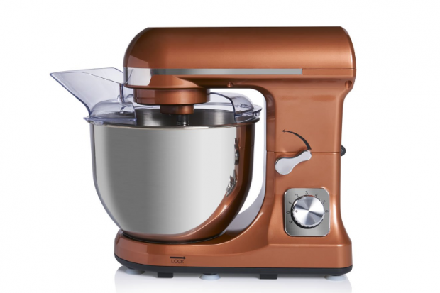 Wilko Stand Mixer Copper Effect 4.5L