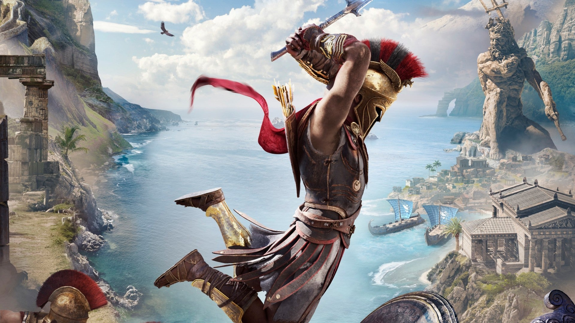 What Hi Fi Headphones >> Assassin's Creed Odyssey Deal: Dive into Ancient Greece for just £24.99 | Trusted Reviews