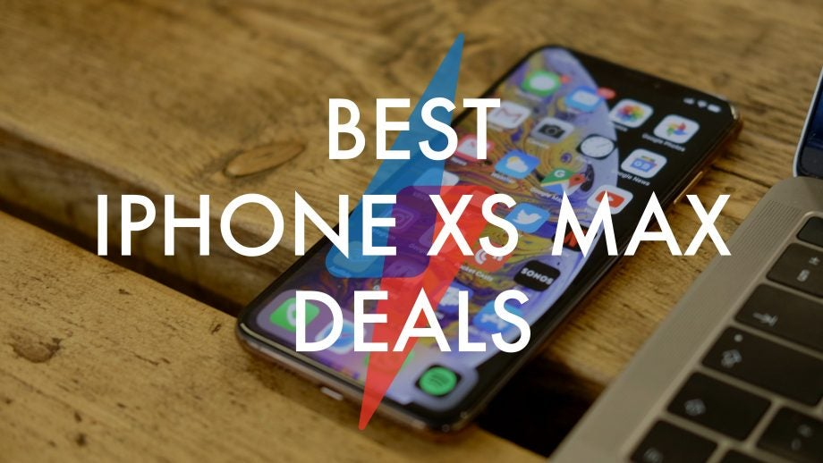 6f972c25161 Best iPhone XS Max Deals in the UK for March 2019