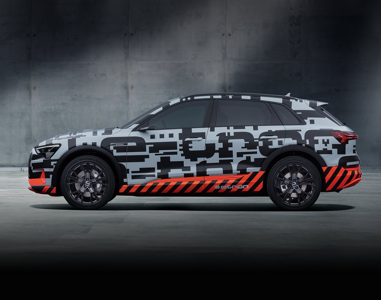 Audi E Tron Suv Launch Live Coverage From Audi S San