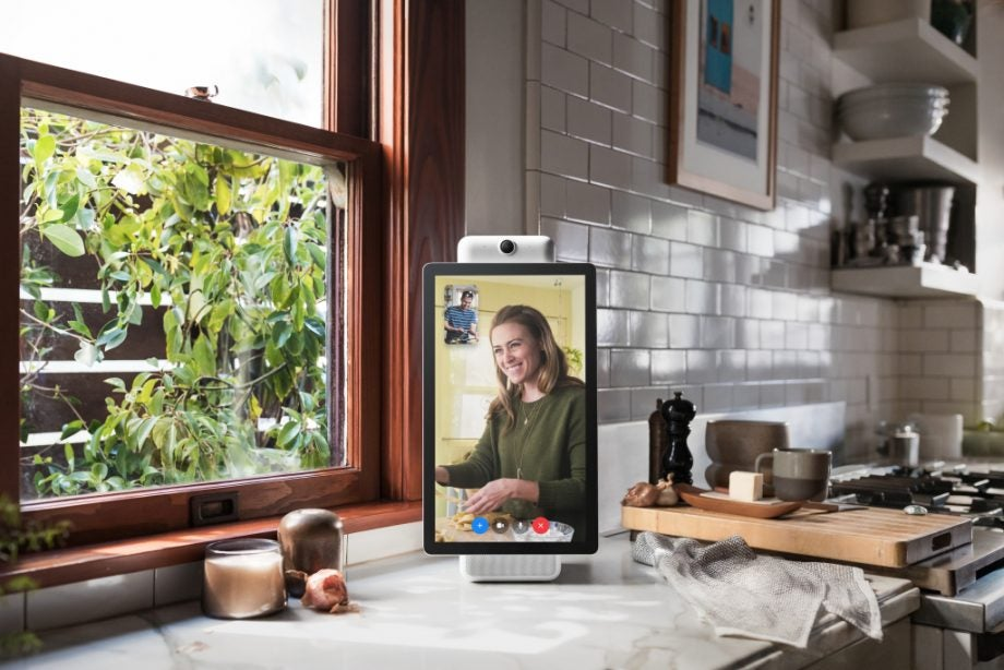 Facebook's Portal will soon follow Brits around their homes too