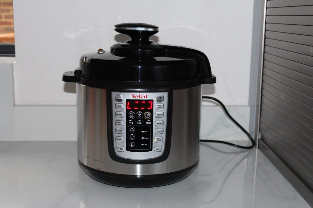 Tefal All-in-One Electric Pressure Cooker Review | Trusted ...