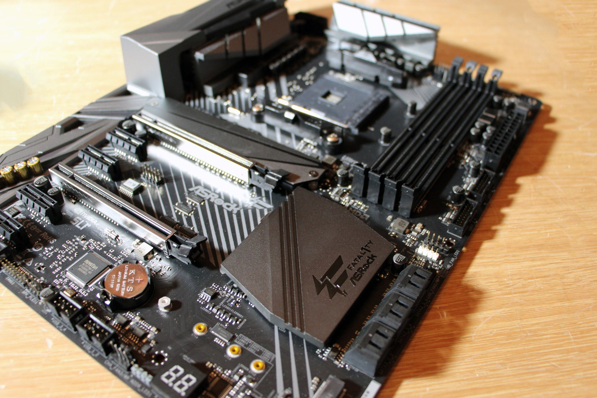 ASRock Fatal1ty X470 Gaming K4 Review | Trusted Reviews