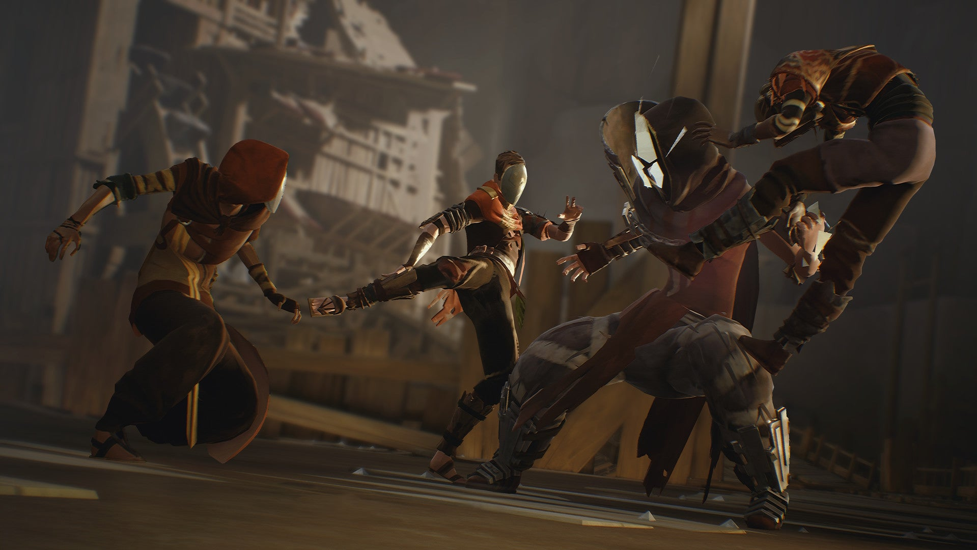 Absolver: Downfall Review   Trusted Reviews