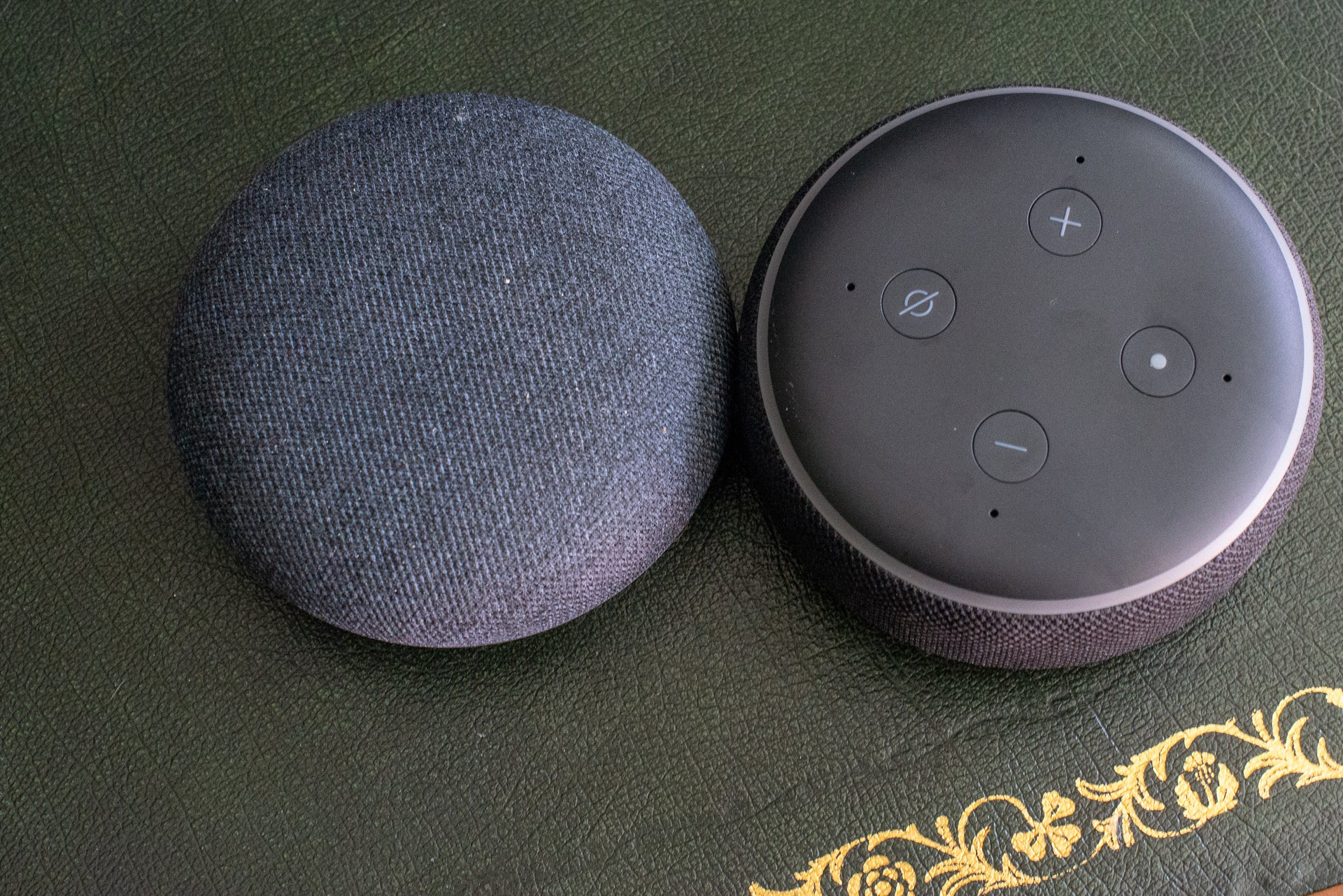 Amazon Echo Dot (3rd Gen) vs Google Home Mini