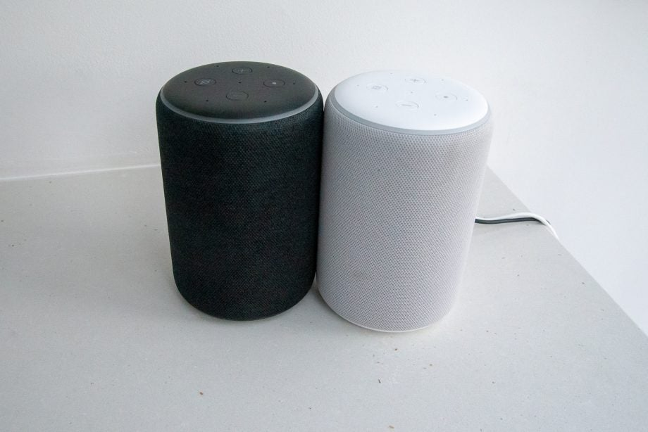Amazon Echo Plus (2nd Gen) colours