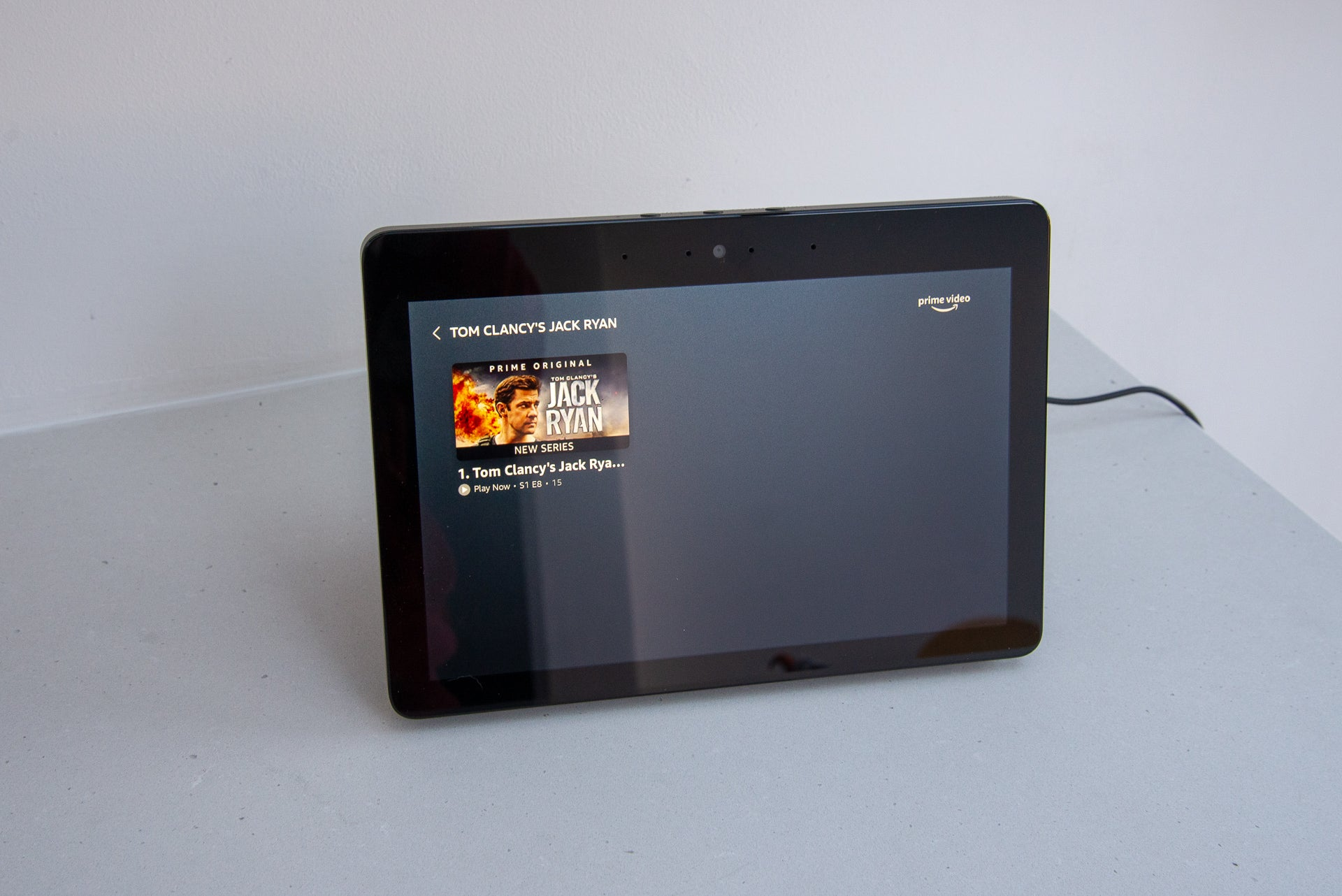 can you use amazon echo show as a tv speaker