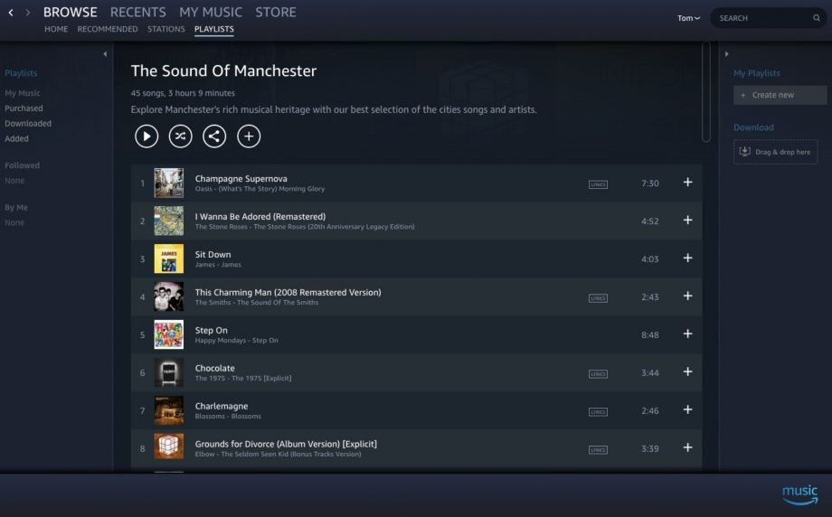 Amazon Music Unlimited Review | Trusted Reviews