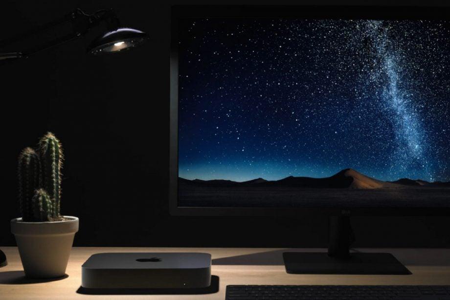 new mac mini 2018