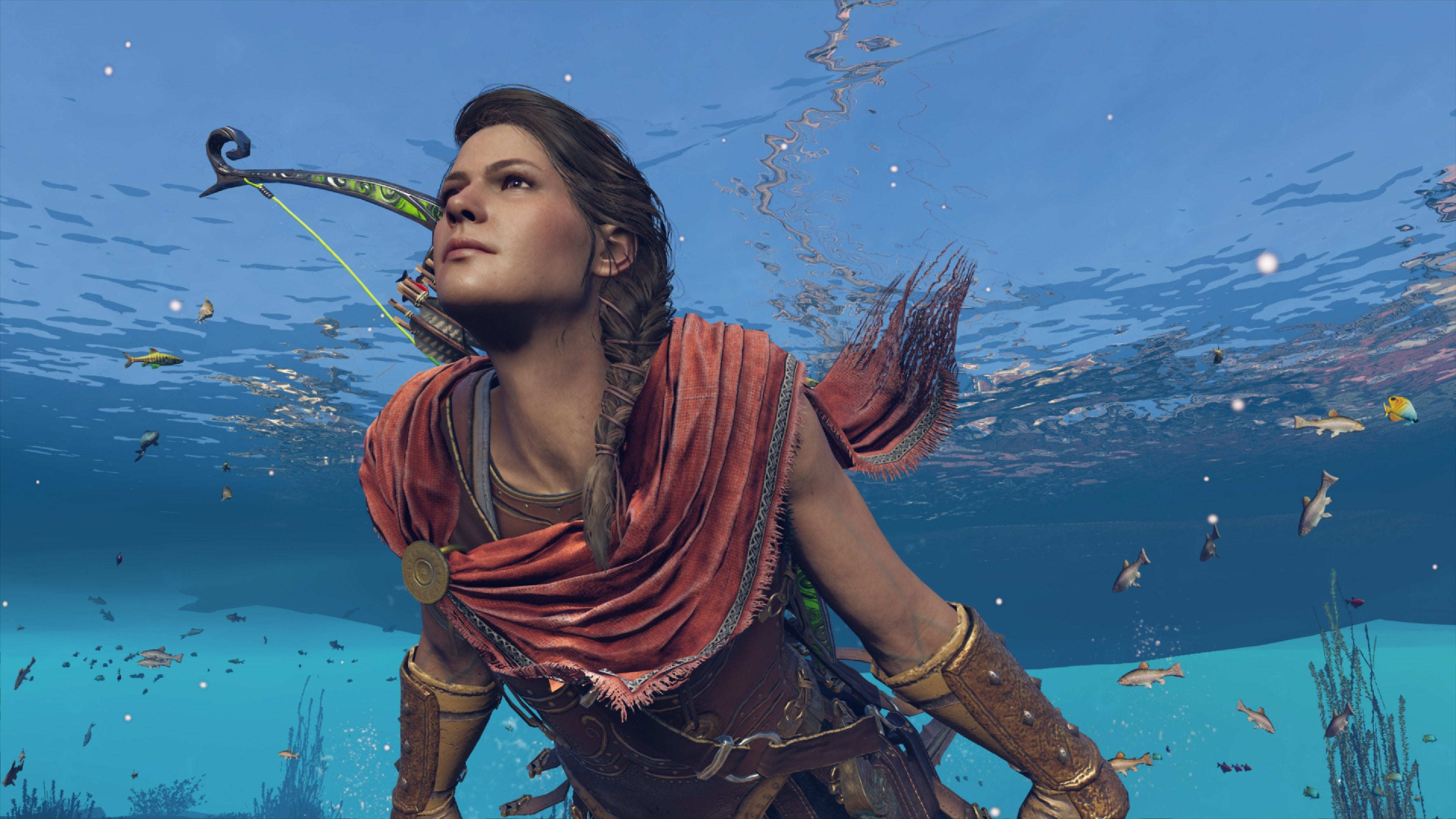 Melissanthi Mahut On Assassin S Creed Odyssey Motion Capture And