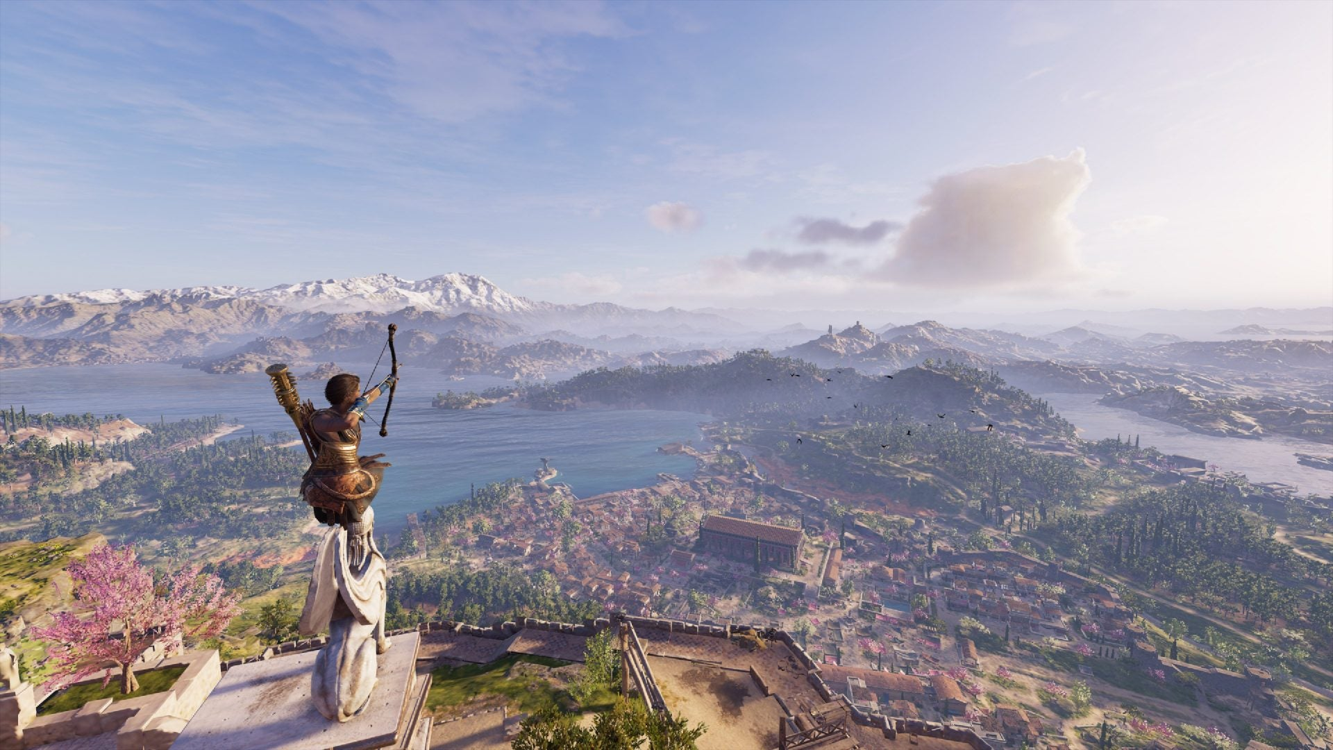 Assassin S Creed Odyssey Will Receive A Hefty Day One Patch