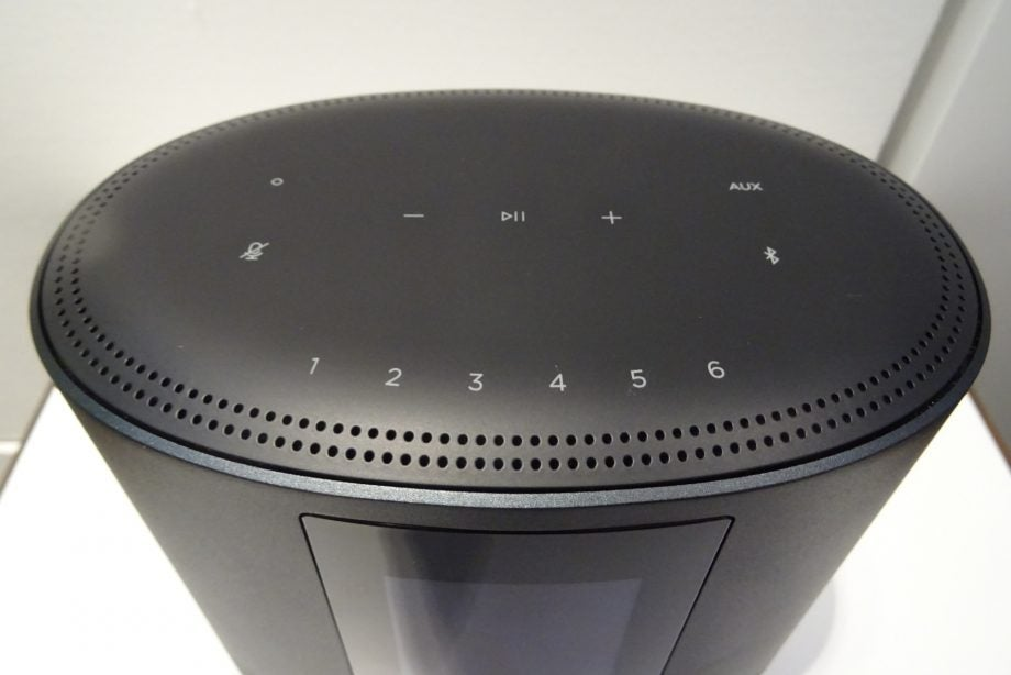 Bose Home Speaker 500 - first look Review | Trusted Reviews