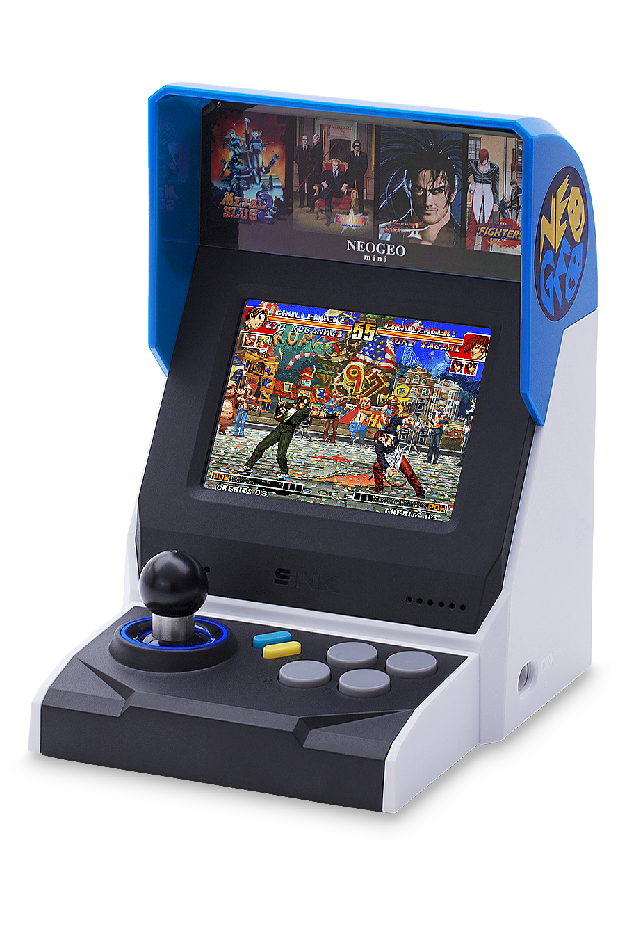 Neo Geo Mini Review | Trusted Reviews