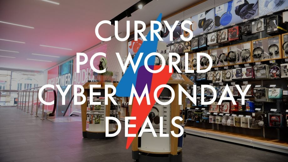 79296be29d8 Currys Cyber Monday 2018 – All the best deals on TVs, laptops and more