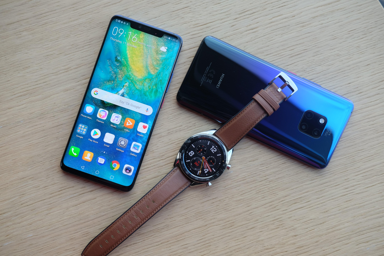 Huawei Mate 20 Pro vs Huawei P20 Pro: Huawei's 2018