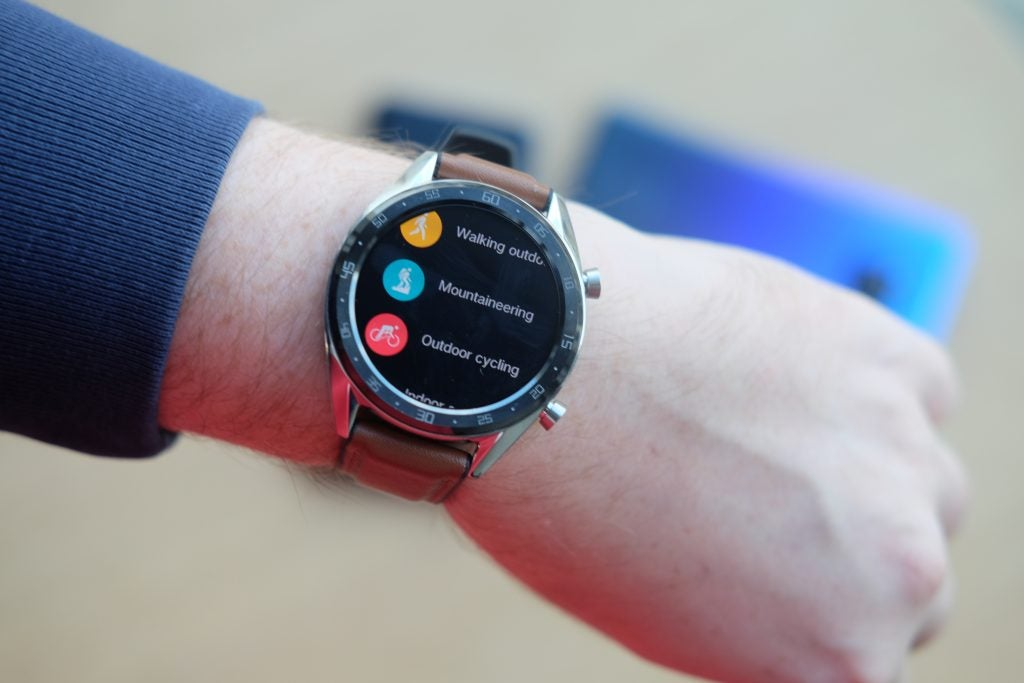 Huawei Watch GT review: Trying desperately not to look techie