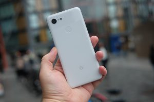 Google Pixel 3 назад
