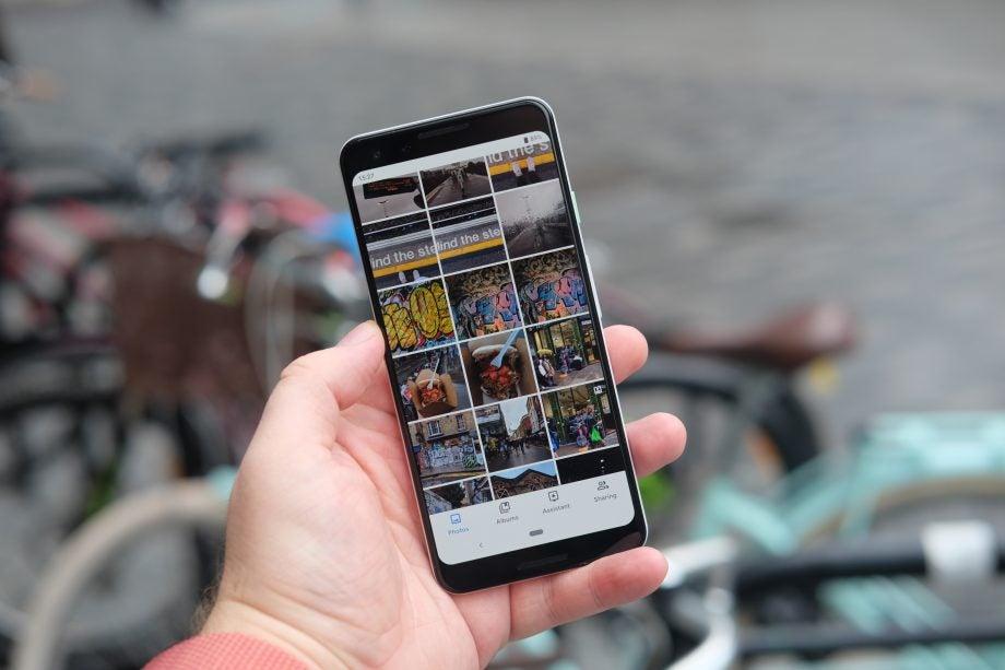 google pixel 3 photos