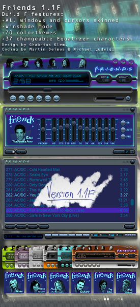 7 Of The Best Retro Winamp Skins To Get You Ready To Update