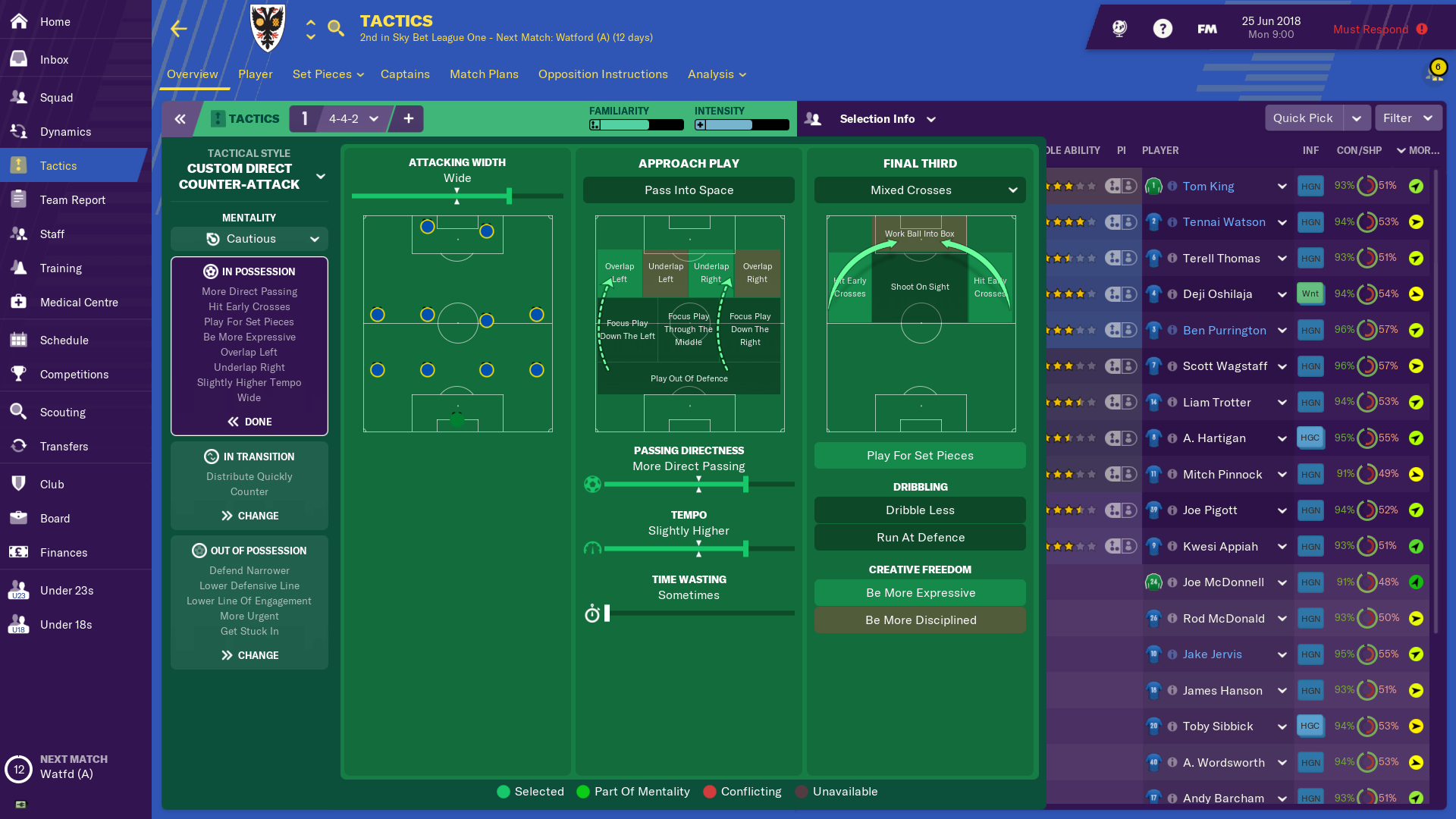 Football Manager 2019 Review Trusted Reviews