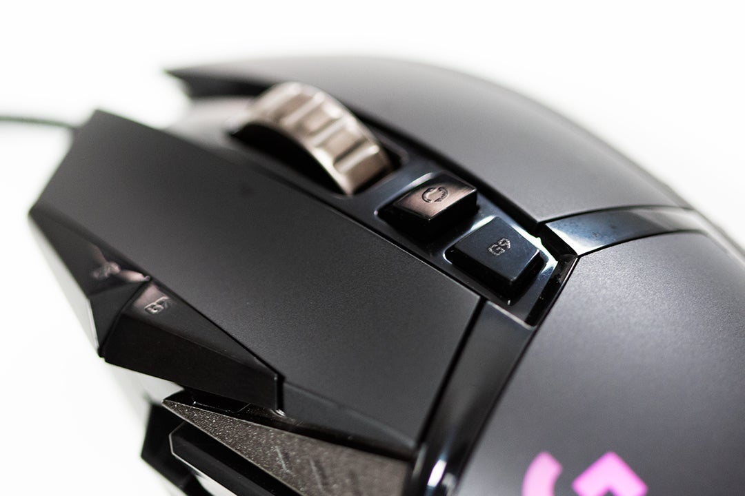 Logitech G502 Hero Review | Trusted Reviews