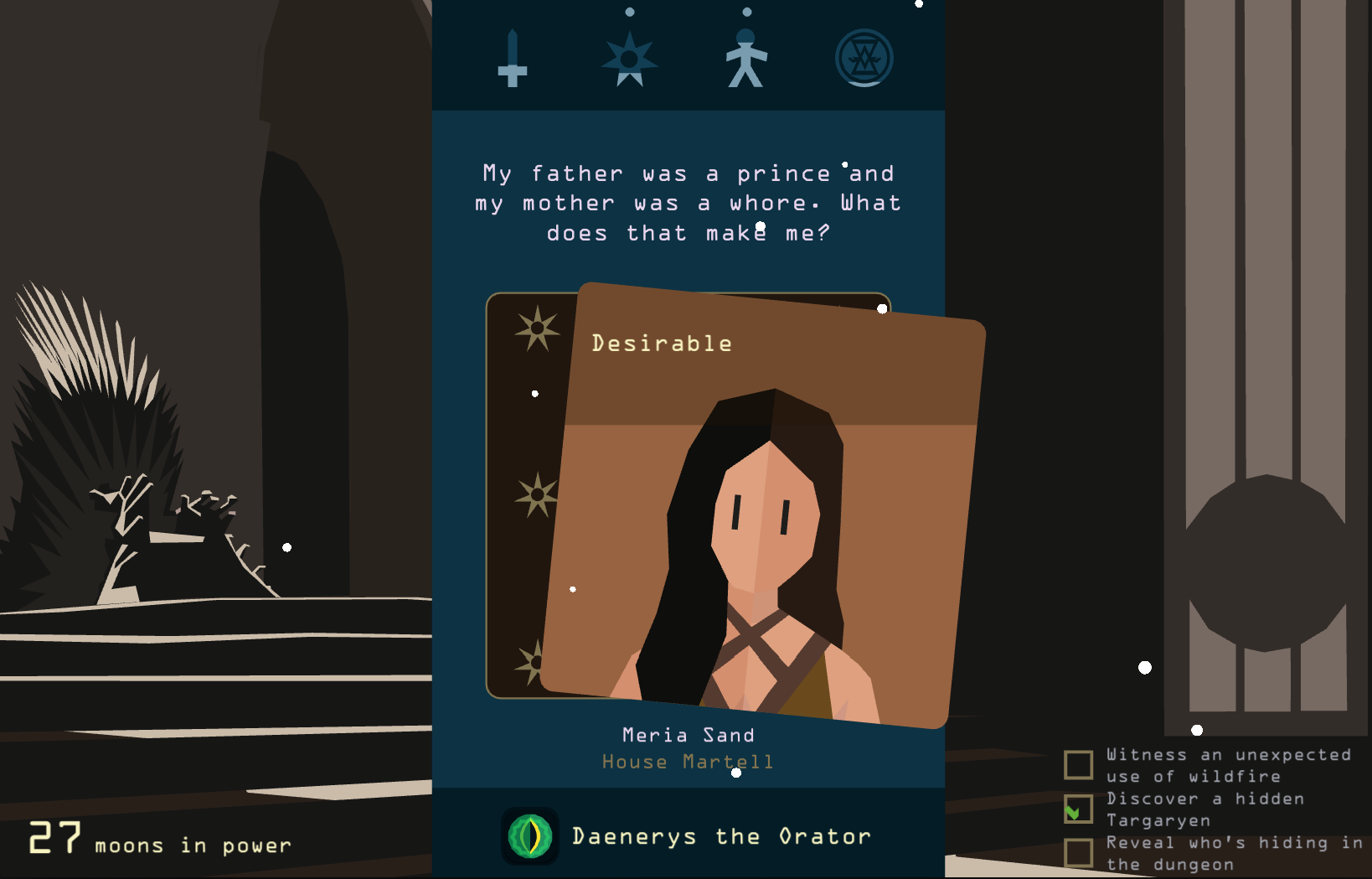 Image result for REIGNS IS COMING TO GAME OF THRONES