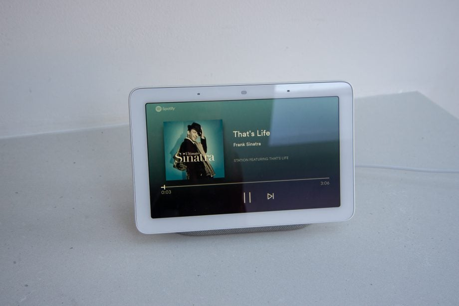 Google Home Hub Review | Trusted Reviews