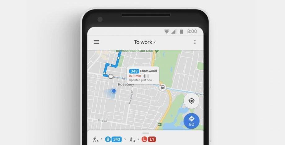 Next Google Maps update could make your commute more comfortable
